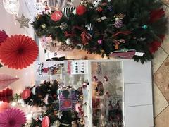 クリスマスショッピング