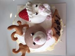 クリスマスディナー&忘年会新年会プラン