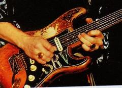 Stevie Ray Vaughan and DobleTrouble