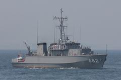 現役海上自衛隊