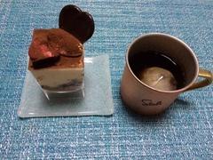 ティラミスに合うアイスコーヒー