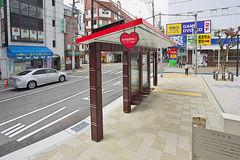 阪神御影駅とバレンタイン