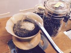 今日のサービスコーヒー