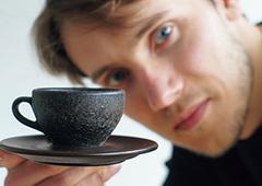 洒落たコーヒーカップ★
