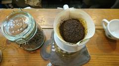 今日はブラジルコーヒー