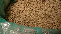 今月からの限定コーヒー豆