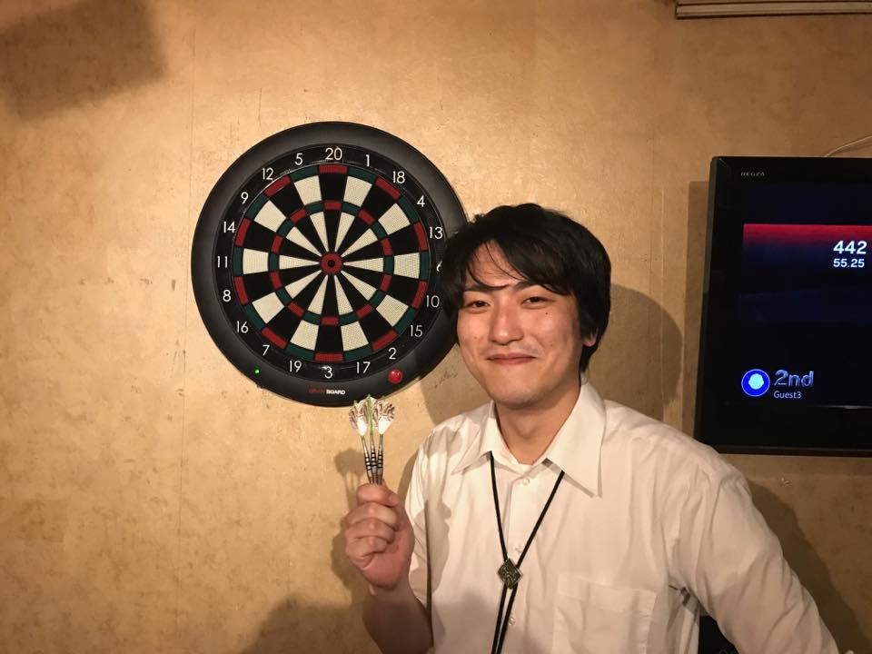 Darts&Bar Re:「ダーツバーが2016年12月2日ニューオープン!!」