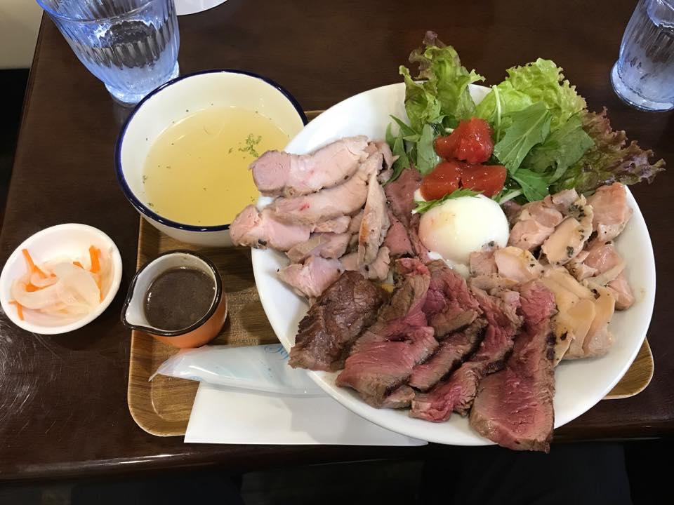 しあわせ肉丼haku「2017年7月4日ニューオープン!!」