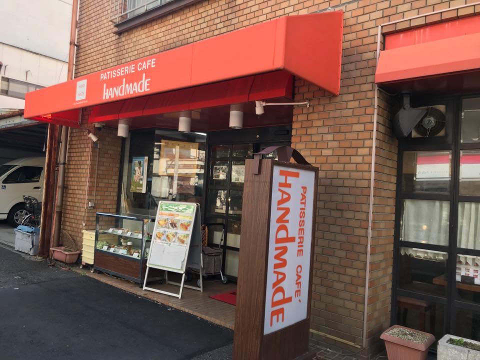 ハンドメイド灘店「灘駅付近でモーニングとプリン!!」