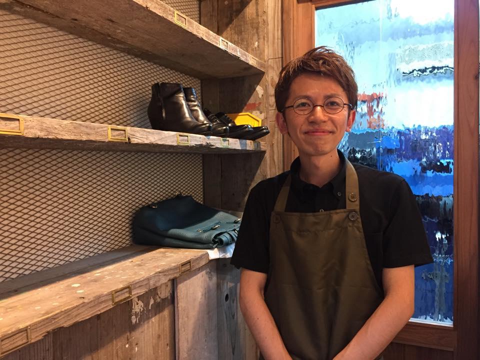 BAMBOO(バンブー)「靴修理!!2016年7月1日ニューオープン!!」