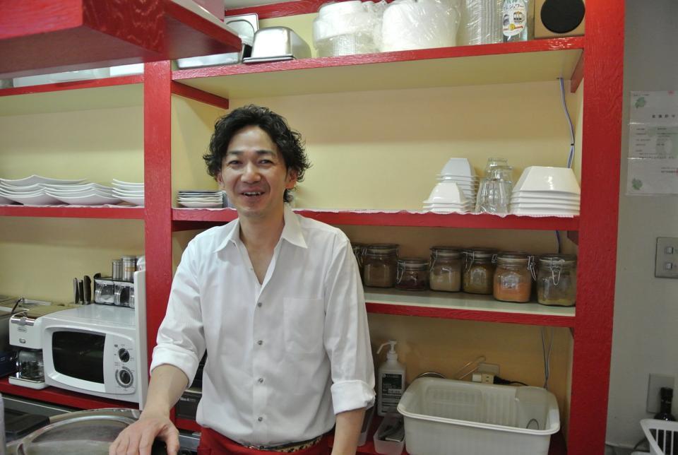 CLOVER CURRY(クローバーカレー)「六甲道駅前にカレー屋さんがニューオープン!!