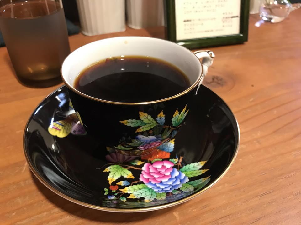 珈琲もえぎ六甲道店「萩原珈琲使用!!カウンターがおすすめな喫茶店」