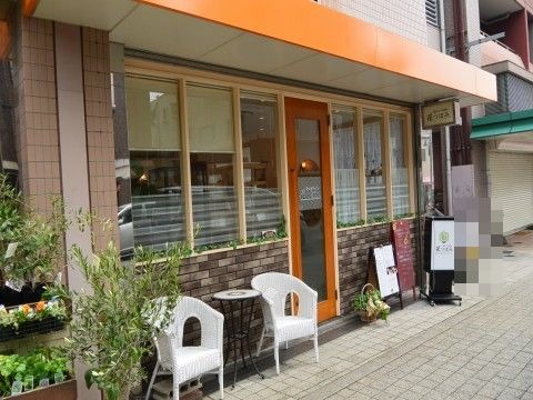 花つぼみ※閉店「水にこだわったカフェ!雑貨もあるよ」