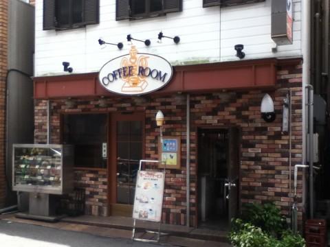 喫茶おおいし「阪神大石駅でモーニング2!!入り口2つあるよ」