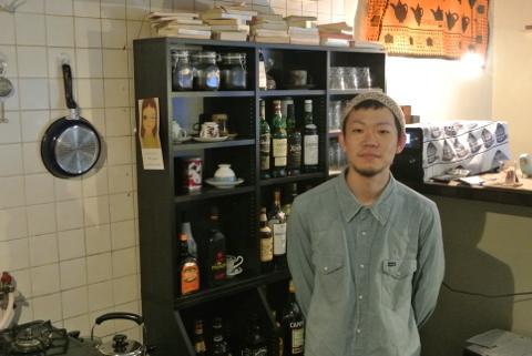 COFFEEBAR HECKE(ヘッケ)「こだわりの珈琲!!とマスター自家製ケーキあり!!」