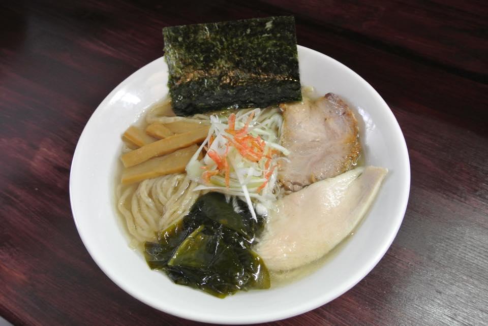 麺道しゅはり六甲道本店「2号線沿いについに登場!!2016年7月10日ニューオープン!!」