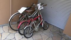 神戸市中央区 自転車回収