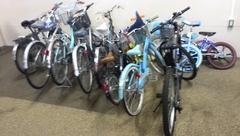 神戸市東灘区で自転車回収