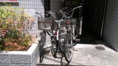 神戸市灘区 自転車回収