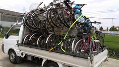 自転車店 回収