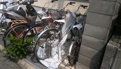 神戸市兵庫区 自転車回収