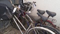 神戸市灘区 自転車 バイク回収