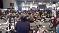 自転車技師・自転車安全整備士試験