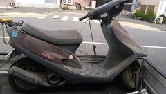 神戸市灘区 バイク回収
