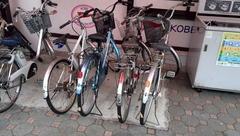 ダイエー グルメシティ 灘店 自転車・バイク回収