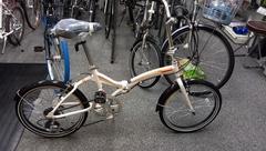軽量 折りたたみ自転車