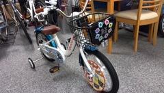 妖怪ウォッチ 自転車入荷