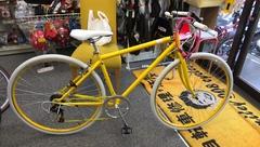 幸せの黄色の自転車