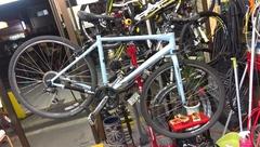 自転車洗車・メンテナンス