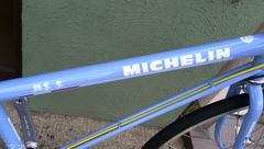 オシャレなミシュランの自転車
