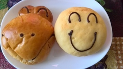 ぷりんパン