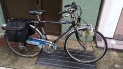 刺激的な自転車