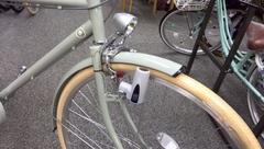 ヨーロッパの雰囲気漂う自転車☆