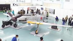 川崎重工創立120周年記念展☆