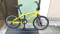 中古自転車 GT BMX
