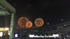 みなと神戸花火大会❗