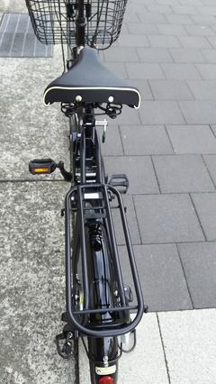 電動アシスト自転車☆
