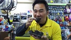 ナダシンの餅 黒ごまだんご❗