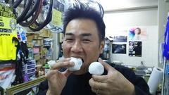 ナダシンの餅❗いちご大福❗