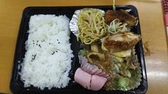 洋食 あけぼのさん弁当☆